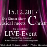 """Musical meets Christmas"" – Die Dinner-Show"