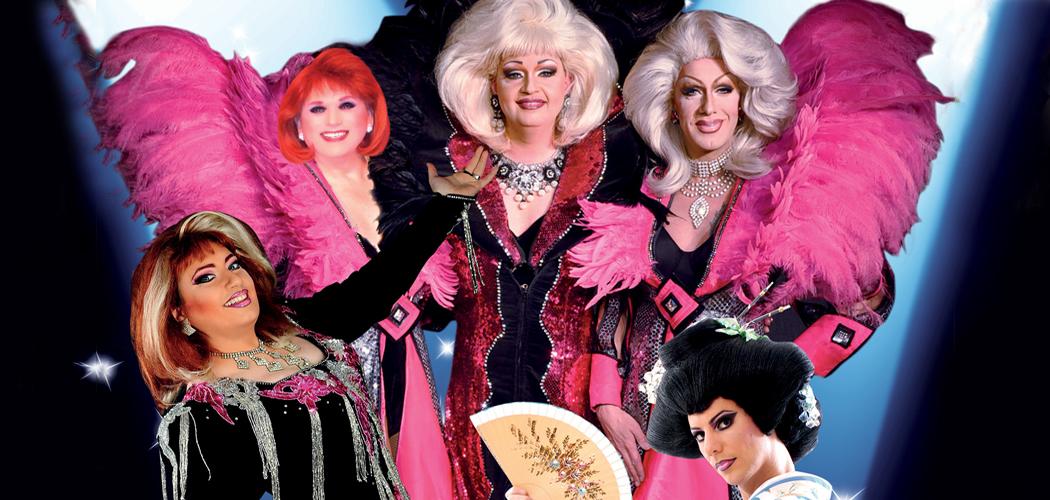Deutschlands großartigste Travestie-Show – Maria Crohn