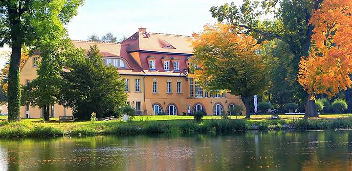 Havelschloss in Zehdenick